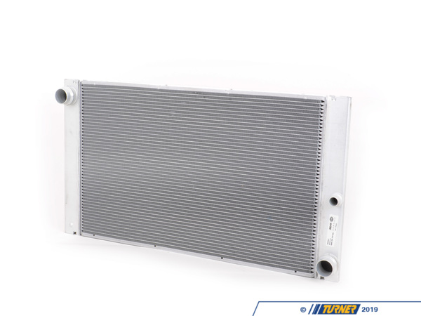 T#19547 - 17117795138 - OEM Behr Radiator - Automatic Transmission - E60 535i 535xi - OEM BEHR brand replacement radiator for all E60 535i/xi with the N54 engine. This radiator is made by BEHR, an original equipment supplier to BMW. BEHR radiators are what we use our own BMWs and customer installs. We've found the BEHR radiator has the highest lifespan, least amount of manufacturing defects, and best continued cooling performance. Simply put, you do not want anything else in your BMW but a BEHR brand radiator.Hailing from Stuttgart, Mahle-Behr specializes in automotive cooling systems. From air conditioning to engine cooling M-B has you covered with OE-quality replacement parts.This item fits the following BMWs:2008-2010  E60 BMW535i 535xi 535i xDrive - Mahle-Behr - BMW