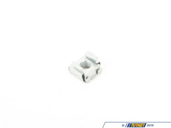 T#29052 - 07129926512 - Genuine BMW Cage Nut - 07129926512 - Genuine BMW Cage NutThis item fits the following BMW Chassis:E30 M3,E36 M3,E34 M5,E39 M5,E60 M5,E63 M6,E46 M3,E70 X5M,E71 X6M,E82 1M Coupe,E85 Z4M,E53 48IS,E30,E34,E36,E38,E39,E46,E53 X5 X5,E63,E65,E70 X5,E71 X6,E82,E83 X3,E85 Z4,E86 Z4,E89 Z4,E90,E92,E93,F01,F02,F06,F10,F12,F13,F15,F16,F22,F25 X3,F26 X4 X4,F30,F31,F32,F33,F34,F36,F80 M3,F82 M4,F83 - Genuine BMW -
