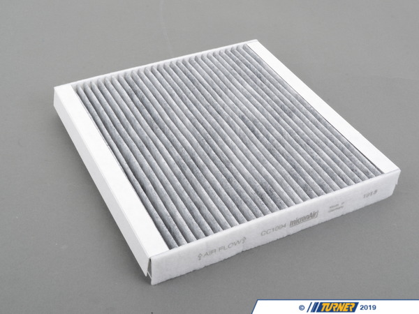 Corteco Microfilter - Cabin Air Filter - Activated Charcoal - E85 E89 Z4 2.5i 3.0i 3.0si Z4M 64319195194
