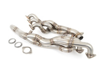 E46 M3 Supersprint Partial-Stepped V2 Headers (Bolts to Euro Section 1 Exhaust)