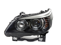 Bi-xenon Headlight - Left - E60 3/2007+