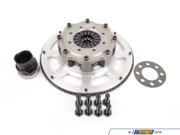 "T#300548 - TMS300548 - E46 M3 ULTRA-LIGHT CLUTCH/FLYWHEEL KIT (5.5""/140mm 3-DISC CLUTCH)