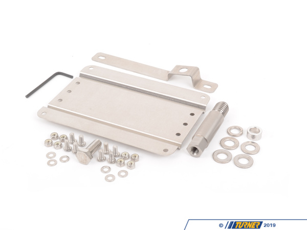 T#14383 - G-BMW-7S - No Holes License Plate Bracket - F01 7 Series 2009+ - GMG Motorsports - BMW