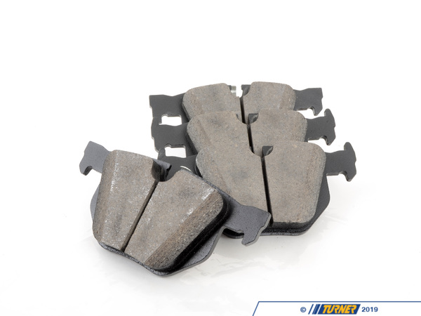 T#12174 - TMS12174 - StopTech Street Performance Brake Pads - Rear - E90/E92 330i/335i - StopTech - BMW