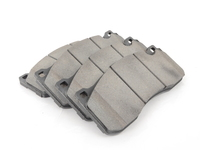 StopTech Street Performance Brake Pads - Front - E82 135i, E9X BMW Performance Brakes