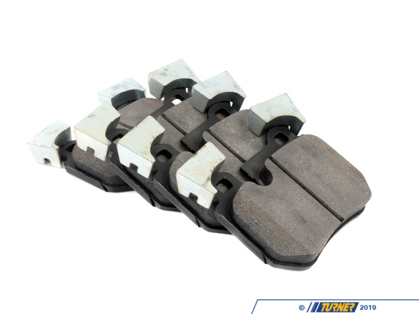 T#12173 - TMS12173 - StopTech Street Performance Brake Pads - Rear - E82 135i, E9X BMW Performance Brakes - StopTech - BMW