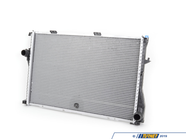 T#2033 - 17111436060 - E39 525i/528i/530i (Manual, Automatic), E39 540i Manual 99-03 OEM Behr Radiator - Hella - BMW