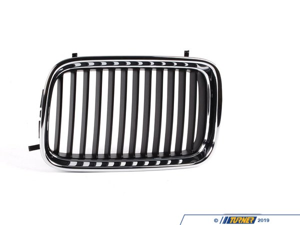 T#8769 - 51138206609 - Genuine BMW Grille Left - 51138206609 - E36 - Genuine BMW -
