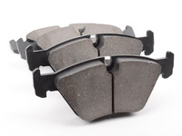 StopTech Street Performance Brake Pads - Front - E46 330i/Ci/Xi, E46 M3 03-06, E83 X3 2.5i/3.0i/3.0si, E85 Z4 3.0si, E85 Z4 M