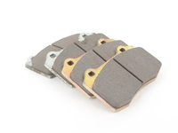Brembo Calipers Lotus, A, C, F - Street Brake Pad Set - Brembo OE ST04 Ceramic