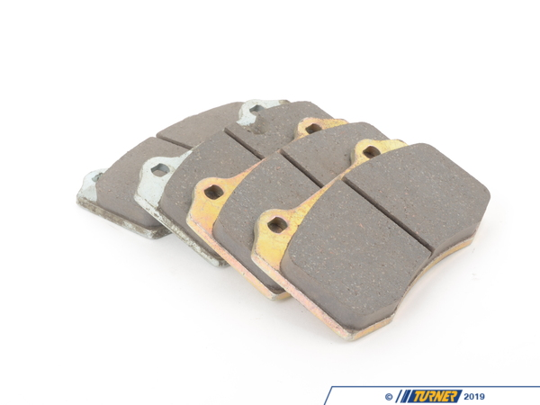 T#16486 - ST04R592-15SCO - Brembo Calipers Lotus, A, C, F - Street Brake Pad Set - Brembo OE ST04 Ceramic - These are the standard Brembo ceramic brake pads found in most GT big brake kits. They offer the best of all worlds - long life, good initial bite, fade resistance, and moderate dust. Price is for a set for two calipers.This pad set fits the following Brembo 4-piston calipers:Lotus / Type A / Type C / Type FLotus calipers are found in many Brembo GT Big Brake Kits, including these BMW models:1984-1991  E30 BMW 318i 318is 318ic 325e 325es 325i 325ic 325is 325ix M31992-1998  E36 BMW 318i 318is 318ti 318ic 323is 323ic 325i 325is 325ic 328i 328is 328ic M31999-2005  E46 BMW 323i 323ci 325i 325ci 325xi 328i 328ci 330i 330ci 330xi M32006-2011  E90 BMW 325i 325xi 328i 328xi 328i xDrive 330i 330xi 335d 335i 335xi 335i xDrive - Sedan2006-2012  E91 BMW 325xi 328i 328xi 328i xDrive - Wagon2007-2013  E92 BMW 328i 328xi 328i xDrive 335i 335is 335xi 335i xDrive - Coupe2007-2013  E93 BMW 328i 335i - Convertible1982-1988  E28 BMW 524td 528e 533i 535i 535is M51989-1995  E34 BMW 525i 530i 535i 540i M51997-2003  E39 BMW 525i 528i 530i 540i M51982-1989  E24 BMW 633csi 635csi M61988-1994  E32 BMW 735i 735il 740i 740il 750il1995-2001  E38 BMW 740i 740il 750il2004-2010  E83 BMW X3 2.5i X3 3.0i X3 3.0si1997-2002  Z3 BMW Z3 1.9 Z3 2.3 Z3 2.5i Z3 2.8 Z3 3.0i M Roadster M Coupe2003-2008  E85 BMW Z4 2.5i Z4 3.0i Z4 3.0si Z4 M Roadster M Coupe2009+  Z4 BMW Z4 sDrive30i Z4 sDrive35i Z4 sDrive35is2002-2006  R50 MINI MINI Cooper2005-2008  R52 MINI MINI Cooper Convertible, MINI Cooper S Convertible. 2002-2006  R53 MINI MINI Cooper S2007+  R56 MINI MINI Cooper, MINI Cooper S2007+  R55 MINI MINI Cooper Clubman, MINI Cooper S Clubman2007+  R57 MINI MINI Cooper Convertible, MINI Cooper S Convertible, 2011+  R60 MINI MINI Cooper Countryman, MINI Cooper Countryman s - Brembo - BMW