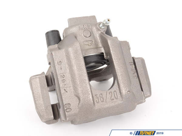 T#5890 - 34211160386R - Brake Caliper - Rebuilt - Rear Right - E32 750il 1988-1/1990 - Centric - BMW
