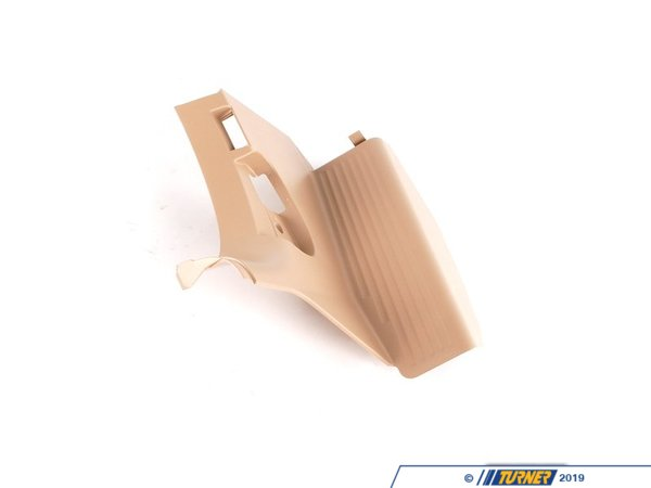 T#9788 - 51438238513 - Genuine BMW Trim Lateral Trim Panel Front Lef 51438238513 - Hellbeige - Genuine BMW -