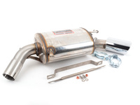 E92/E93 335i Supersprint Left Performance Muffler (1x90mm Tip)