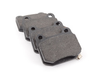 StopTech Calipers ST22 - Street/Race Brake Pad Set - Pagid S Sport Pads