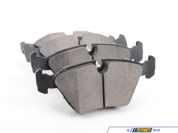 T#12161 - TMS12161 - StopTech Street Performance Brake Pads - Front - E32, E34, E36 M3, E46 M3, E39 528i, MZ3 -  StopTech Street Performance front brake pads are designed for high-performance street drivers who want a high-quality and capable pad that won't break the wallet. These pads feature an innovative composite compound that is quiet, great bite and modulation, low fade under hard street-type use (and autocross, light track). We've tried these pads and love how capable they were when used hard but also how easy they were for regular stop-and-go driving. This might be the last brake pad you will ever need!Position: both front calipersThis item fits the following BMWs:1995-1999  E36 BMW M32001-2002  E46 BMW M31989-1995  E34 BMW 525i 530i 535i 540i M51997-1998  E39 BMW 528i1988-1994  E32 BMW 735i 735il 740i 740il 750il1998-2002  Z3 BMW M Roadster M Coupe - StopTech - BMW