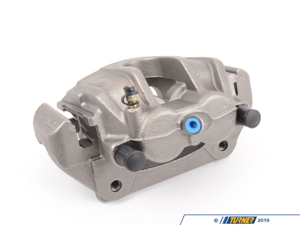 T#5788 - 34116757054R - Brake Caliper - Rebuilt - Front Right - E53 X5 4.6is, 4.8is - Centric - BMW
