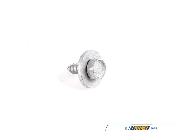 Genuine BMW Genuine BMW Hex Head Screw - 07119904285 - E30,E34,E36,E65,E89 07119904285
