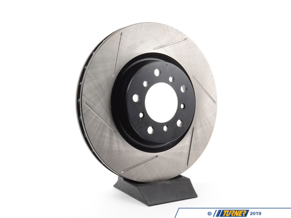 T#300139 - 126.34059SR 802 - E46 M3 FRONT RIGHT STOPTECH SPORTSTOP SLOTTED ROTOR - StopTech -