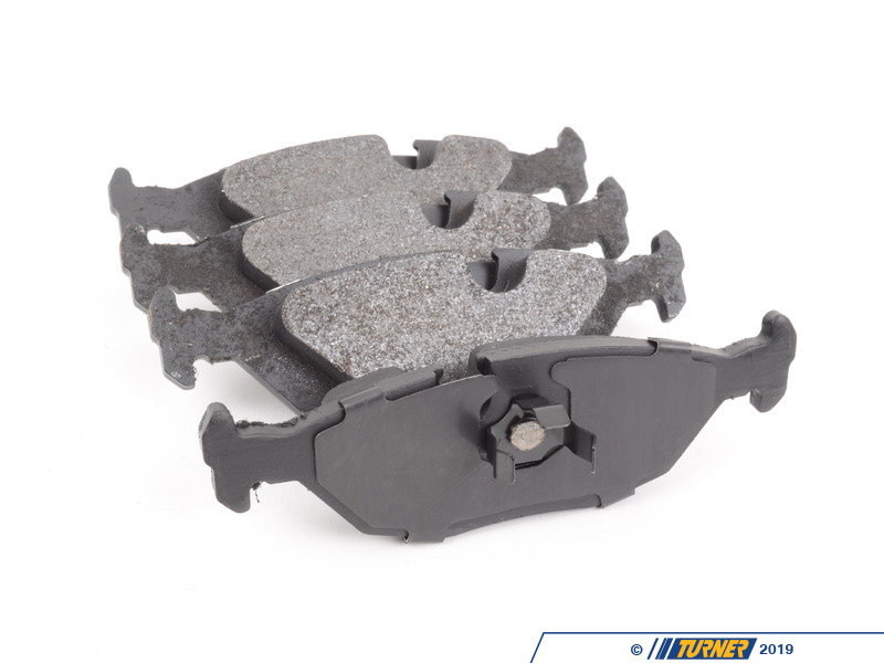 Tms209145 Centric Posi Quiet Brake Pads Rear E23 735