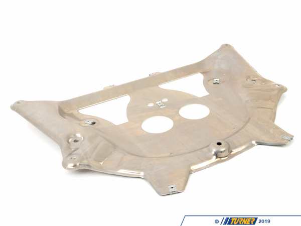T#54079 - 31112282970 - Genuine BMW Reinforcement Plate - 31112282970 -E60 M5,E63 M6 - Genuine BMW -