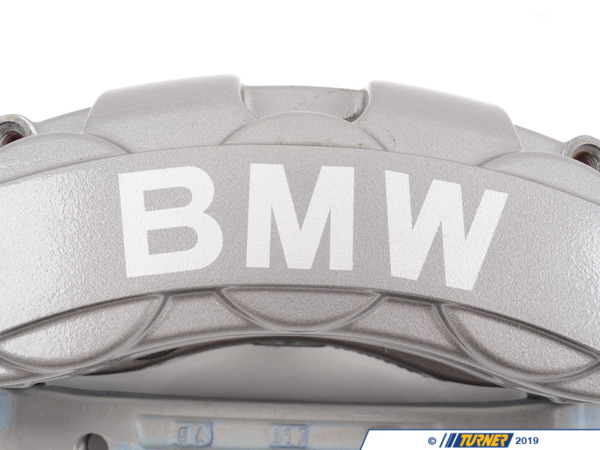 T#2146 - 34106786059 - Brake Caliper - New - Front Left - E82 E88 135i - Genuine BMW - BMW
