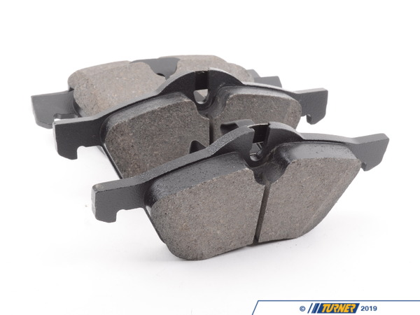 T#25730 - TMS25730 - StopTech Street Performance Brake Pads - Front - MINI R50/R52/R53 - StopTech - MINI