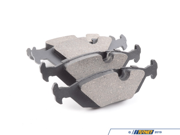 T#25727 - TMS25727 - StopTech Street Performance Brake Pads - Rear - E23 735, E24 635, E28 528e/533i/535i, E30 318/325i/is/iX - StopTech - BMW