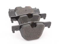 OEM Textar Rear Brake Pads (Set) - F30 335, F32 435