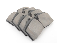 StopTech Calipers ST40 ST45 - Street Brake Pad Set - StopTech Street Performance
