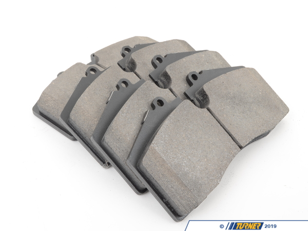 T#433 - TMS433 - StopTech Calipers ST40 ST45 - Street Brake Pad Set - StopTech Street Performance - StopTech -
