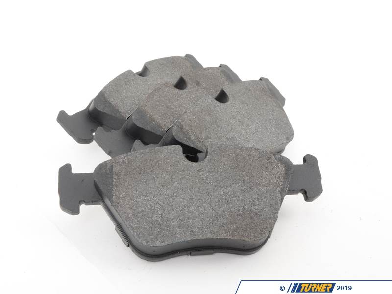 Tms209136 Centric Posi Quiet Brake Pads Front E39