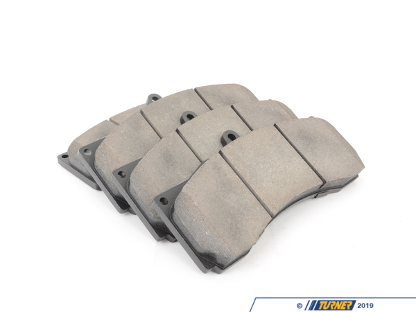 T#12179 - TMS12179 - StopTech Calipers ST60 - Street Brake Pad Set - StopTech Street Performance - StopTech - BMW MINI