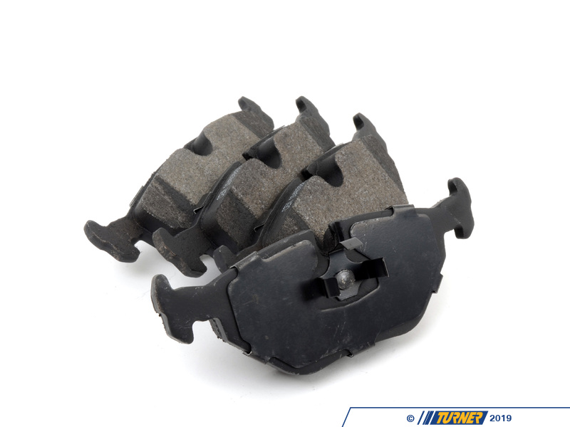 Tms209146 Centric Posi Quiet Brake Pads Rear E30 M3