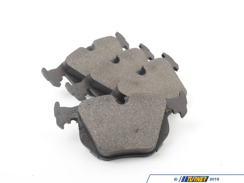 Tms209147 Centric Posi Quiet Brake Pads Rear E31