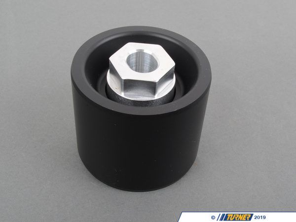 T#1997 - TDR9080BD2 - Rear Differential Mounts - Turner Solid Delrin Race - E82, E9X, F22, F3X - Turner Motorsport - BMW
