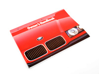Genuine BMW Owner's Handbook E36/2/4/c