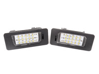 LED License Plate Light - (pair) - E82 E90 E92 E39 E60 E70 E71