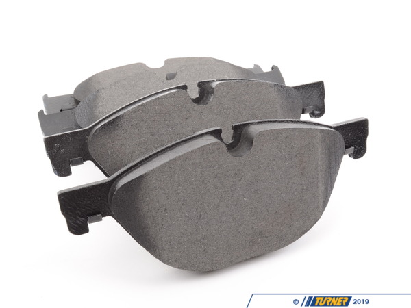 "T#22997 - 34116793021 - OEM Pagid Front Brake Pads (US Compound) - F02, F06, F07, F10, F13 - These are the stock OEM pads for most F02 7-series, F06/F12/F13 6-series, and F07/F10 5-series. This is the US market part number and was the stock pad material used for US vehicles (a Euro pad is also available that is a sportier compound). Note these pads can also be used with the rare ""High Speed Brakes"" option (code S5AE) on the 528i/535i but will not fit the standard 528i/535i brakes.These are the OEM front brake pads. BMW used several different suppliers for their brake pads and we buy direct from their distributors to get you the same pad as originally equipped but at a fraction of the cost of the local BMW dealer. OEM brands include Pagid, Textar, Jurid, Ate, and others. These are the same pads as what originally came on your car but without the expensive BMW logo.This item fits the following BMWs:2010+  F07 BMW 535i GT, 535i xDrive GT, 550i GT, 550i xDrive GT2011+  F10 BMW 528i 535i with High Speed Brakes option2011+  F10 BMW 550i 550i xDrive2012+  F06 BMW 650i Gran Coupe2012+  F12 F13 BMW 650i 650i xDrive2009+ F01 F02 BMW 740i 740li 750i 750li 750i xDrive 750li xDrive - Pagid - BMW"