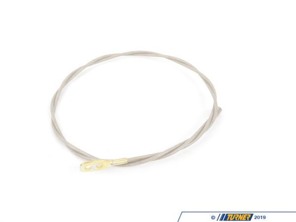 T#24274 - 54318135279 - Genuine BMW Steel Rope - 54318135279 - E36 - Genuine BMW -