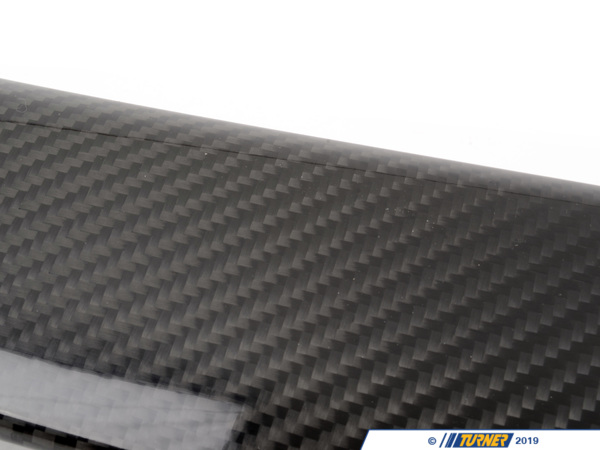 T#338581 - BM-0190-S - Carbon Fiber Rear Spoiler - E90 325i 328i 330i 335i M3 - Sedan - Turner Motorsport - BMW