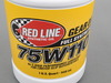 T#394776 - REDLINE10A - Red Line Differential 75W110 GL-5 Gear Oil - Redline -