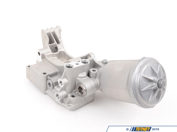 Turner Motorsport E36 M3 Euro Oil Filter Housing - Modified by Turner Motorsport for use on US cars TEN3631FH1
