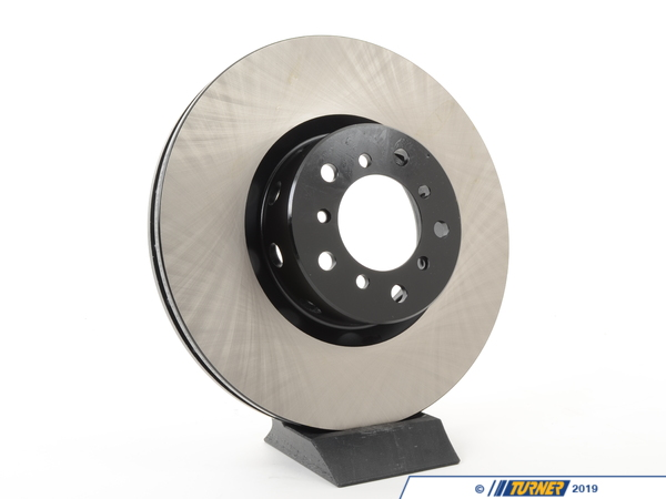 T#1279 - 34112229527C - Front Left Brake Rotor - E39 M5 (US spec) - Centric brand - Centric - BMW