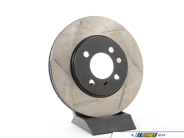 T#300111 - 126.34018SR 915 - E30 318/325 RIGHT FRONT SPORTSTOP SLOTTED BRAKE ROTOR - Centric -