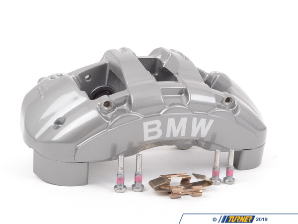 T#2140 - 34106786060 - Brake Caliper - New - Front Right - E82 E88 135i - Genuine BMW - BMW