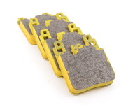 Pagid Racing RSL1 Endurance Racing Brake Pads - Rear - F22/23, F3X, F8X