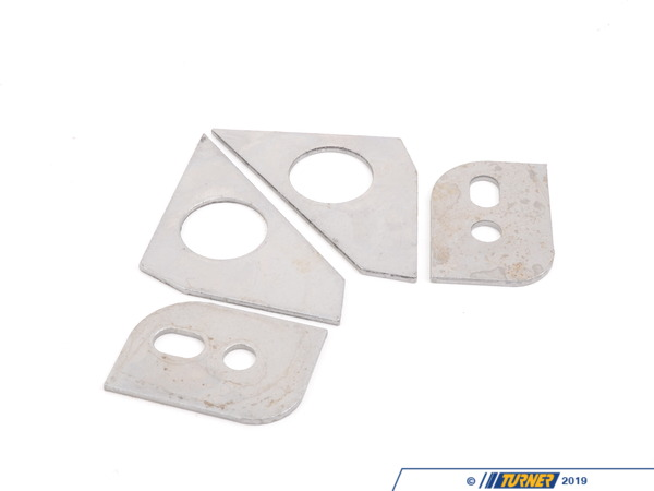 T#4079 - TDR3075001 - E30 Front Subframe Reinforcement Kit - Turner Motorsport - BMW