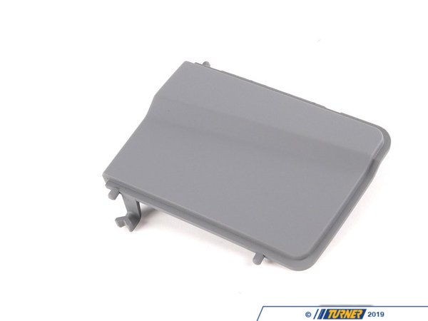 T#13855 - 51437022395 - Genuine BMW Cover Left Grau - 51437022395 - E46,E46 M3 - Genuine BMW -