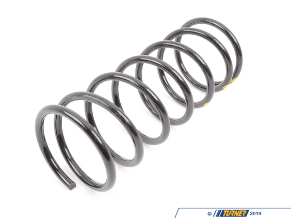 T#54877 - 31331125341 - Genuine BMW Coil Spring - 31331125341 - E30 - Genuine BMW -